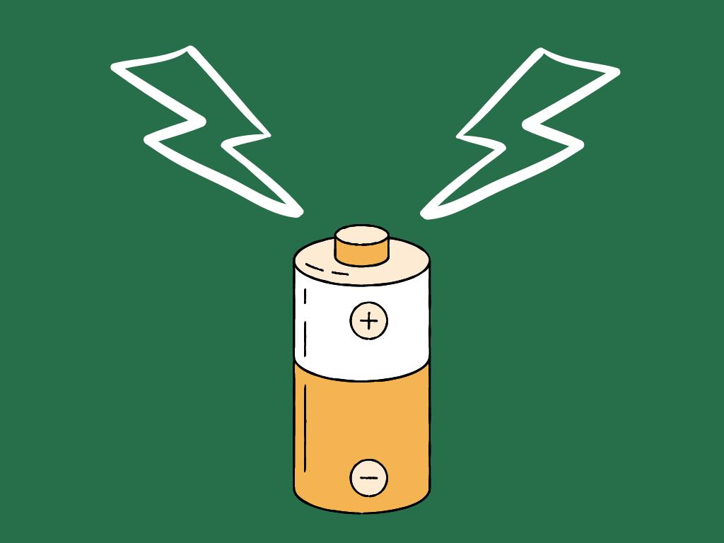 Battery storage | Wolf Track Energy