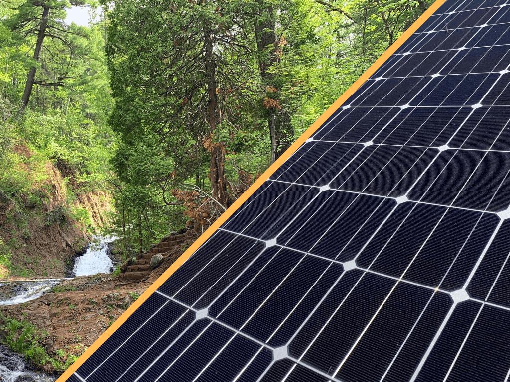 Solar sustainability | Wolf Track Energy