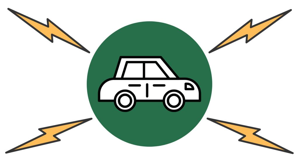 Electric vehicle art